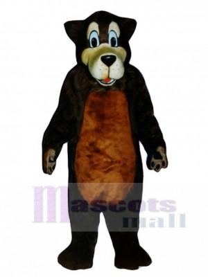Nettes Bruder Bären Maskottchen Kostüm
