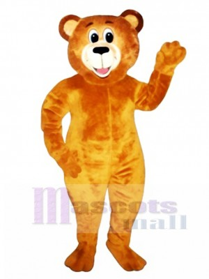 Glücks Bär Maskottchen Kostüm Tier