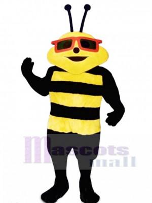 Sonnig Biene Maskottchen Kostüm