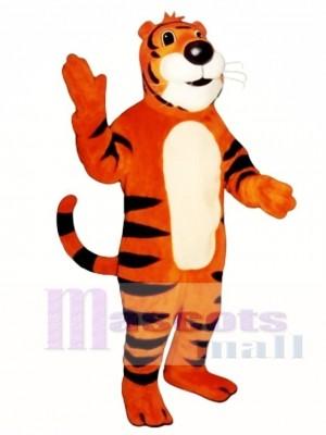 Süßes Timmy Tiger Maskottchen Kostüm