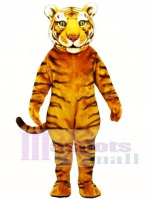 Niedliches Tiger Ted Maskottchen Kostüm