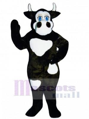 Moo Kuh Maskottchen Kostüm