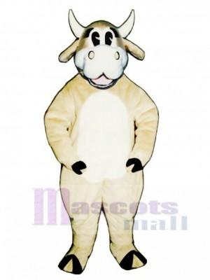 Jersey Jezebell Cattle Weihnachten Maskottchen Kostüm Tier