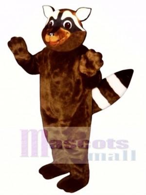 Foxy Waschbär Maskottchen Kostüm Tier