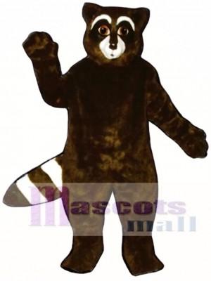 Rex Waschbär Maskottchen Kostüm Tier