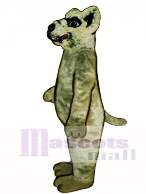 Ratte Fink Maskottchen Kostüm