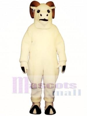 schroff Ziegen Maskottchen Kostüm