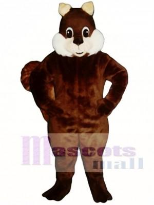 Eichhörnchen Maskottchen Kostüm