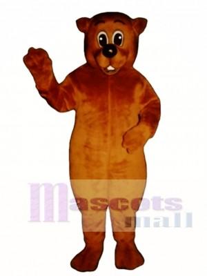 Chuckie Waldmurmeltier Maskottchen Kostüm