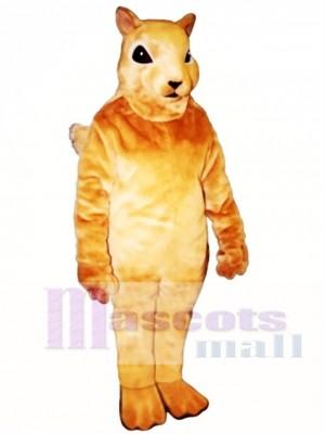 Eichhörnchen Squirrel Maskottchen Kostüm