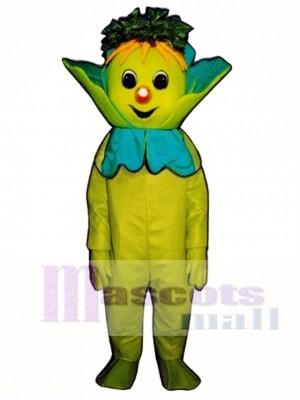Lenny Salat Maskottchen Kostüm Gemüse