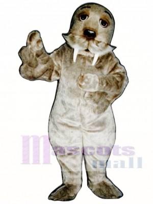 Niedlich Walross Maskottchen Kostüm