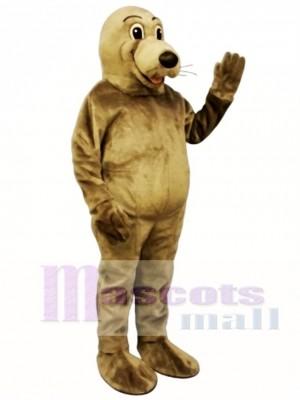 Niedliches Silly Seal Maskottchen Kostüm