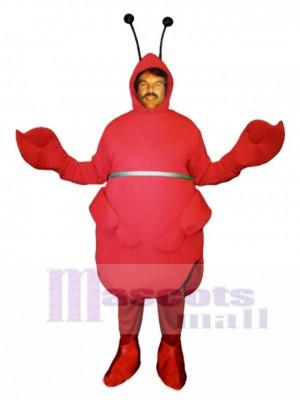 Rotes Käfer Maskottchen Kostüm