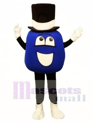 Madcap Blueberry Maskottchen Kostüm Pflanze