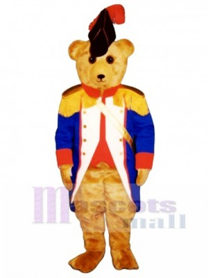 Philippe Duebear Bear Mascot Costume