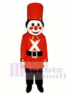 Spielzeug Soldat Maskottchen Kostüm