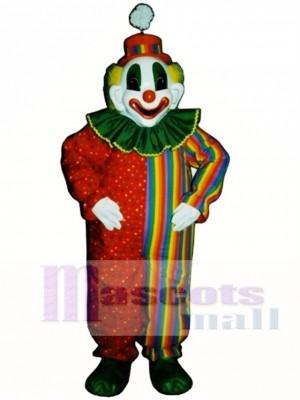 Clown Maskottchen Kostüm