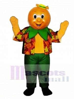 Orran Orange Maskottchen Kostüm Obst