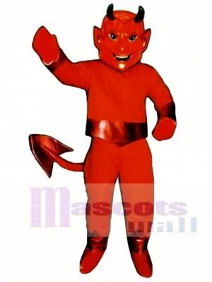 Luzifer Maskottchen Kostüm