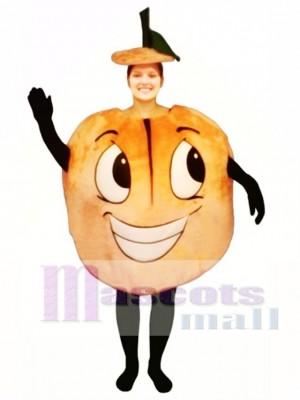Peachie Keen Maskottchen Kostüm Obst
