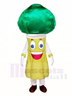Brokkoli Maskottchen Kostüme Gemüse Pflanze