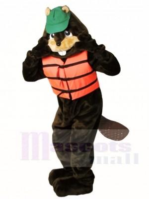Buddy Beaver Maskottchen Kostüme Tier