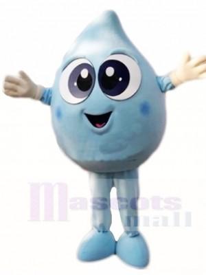 Blau Wasser Tröpfchen Maskottchen Kostüme