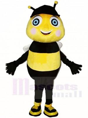 Schwarzer Hut Bienen Maskottchen Kostüme Insekt