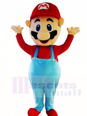 Super Mario Brothers Maskottchen Kostüme Cartoon
