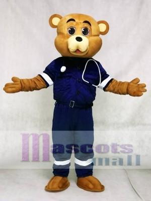 Doktor Bär Maskottchen Kostüme Tier