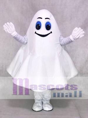 Weiße Geister Halloween Party Maskottchen Kostüme