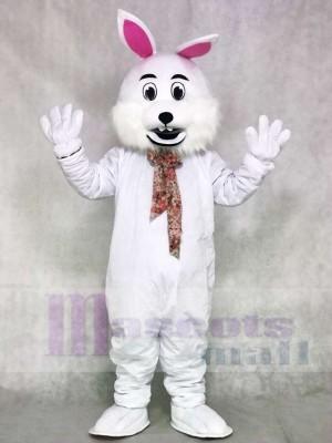 Weißes Kaninchen Ostern Hase Maskottchen Kostüme Tier