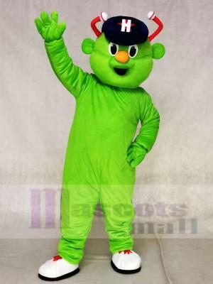 Astros Aliens Maskottchen Kostüme