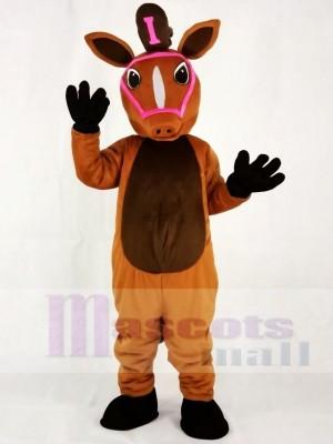 Freizeit Pferd Maskottchen Kostüme Tier