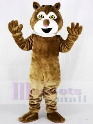 Netter Luchs Katze Maskottchen Kostüme Tier