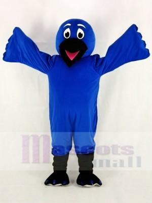 Blaues Vogel Raben Maskottchen Kostüme Tier