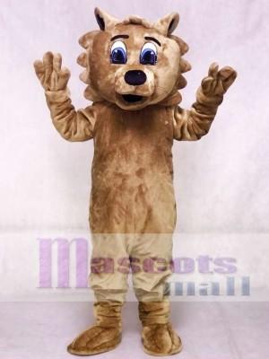 Bobcat Maskottchen Kostüm