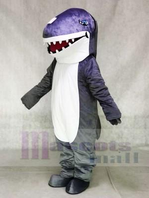 Grau Hai Maskottchen Kostüme Tier