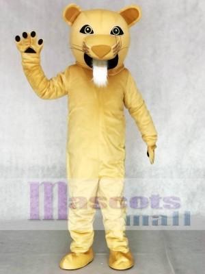 Puma Adult Mascot Costume Animal