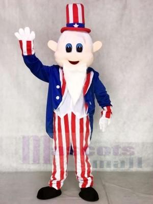 Uncle Sam US Maskottchen Kostüme Menschen