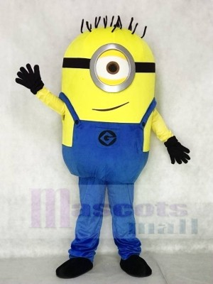 Despicable Me Minions One Eye Maskottchen Kostüme Cartoon