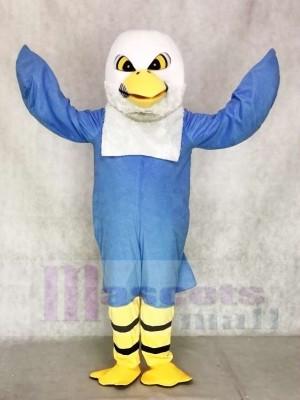 Blau Adler Maskottchen Kostüme Tier Vogel
