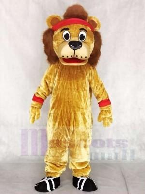 Lenny Das Löwe Maskottchen Kostüme Tier