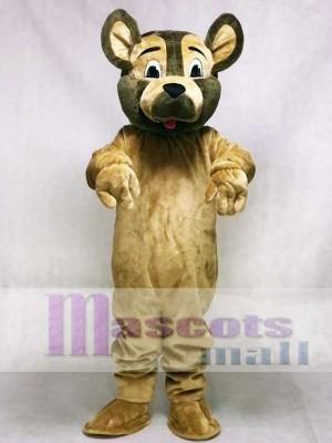 Schäferhund Sarge Hund Maskottchen Kostüm