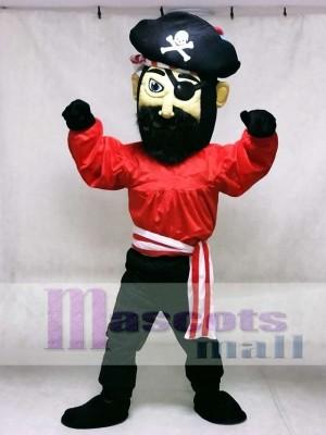 Piraten Maskottchen Kostüme Menschen