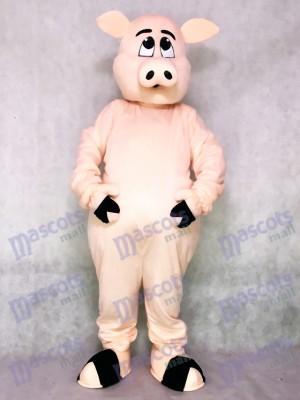 Schwein Ferkel Schwein Maskottchen Kostüm
