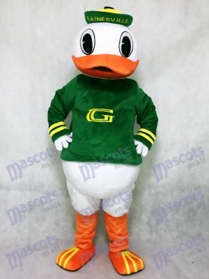 Oregon Ente Hochschule Maskottchen Kostüm