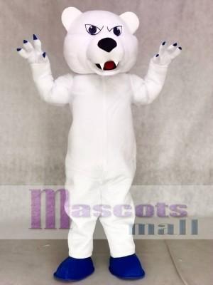 Power Eisbär Maskottchen Kostüme Tier