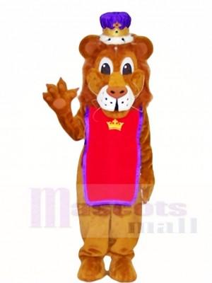 König Löwe Maskottchen Kostüme Tier